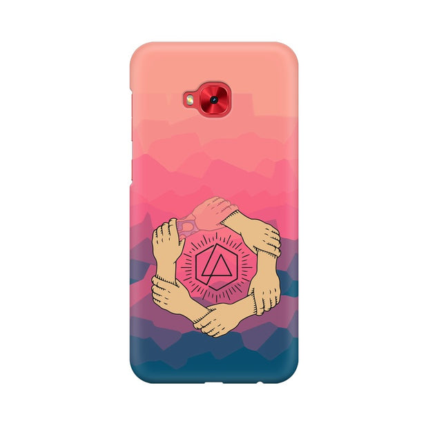 Asus Zenfone 4 Selfie Pro ZD552KL Linkin Park Logo Chester Tribute Phone Cover & Case