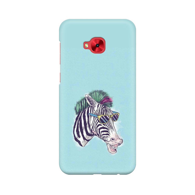 Asus Zenfone 4 Selfie Pro ZD552KL The Zebra Style Cool Phone Cover & Case