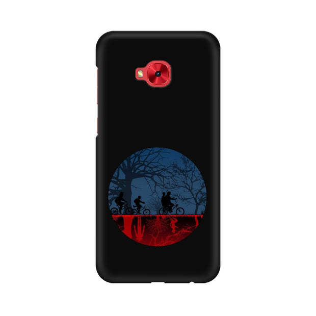 Asus Zenfone 4 Selfie Pro ZD552KL Stranger Things Fan Art Phone Cover & Case