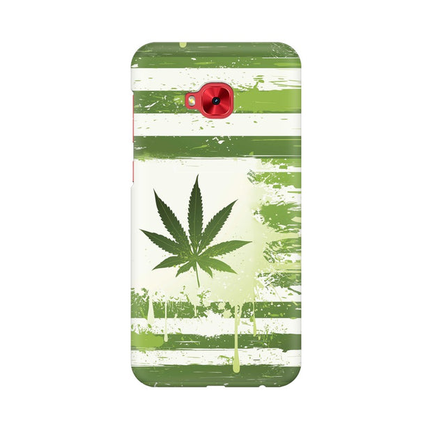 Asus Zenfone 4 Selfie Pro ZD552KL Weed Flag  Phone Cover & Case