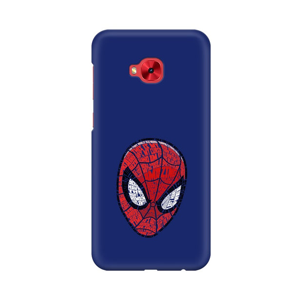 Asus Zenfone 4 Selfie Pro ZD552KL Spider Man Graphic Fan Art Phone Cover & Case