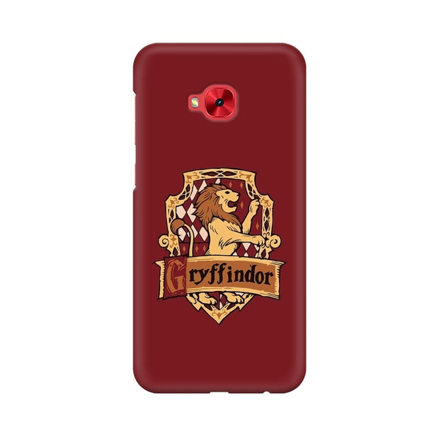 Asus Zenfone 4 Selfie Pro ZD552KL Gryffindor House Crest Harry Potter Phone Cover & Case