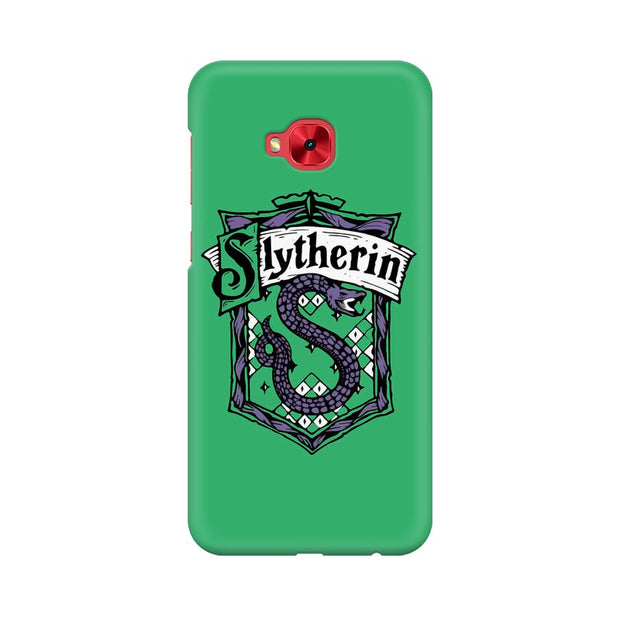 Asus Zenfone 4 Selfie Pro ZD552KL Slytherin House Crest Harry Potter Phone Cover & Case