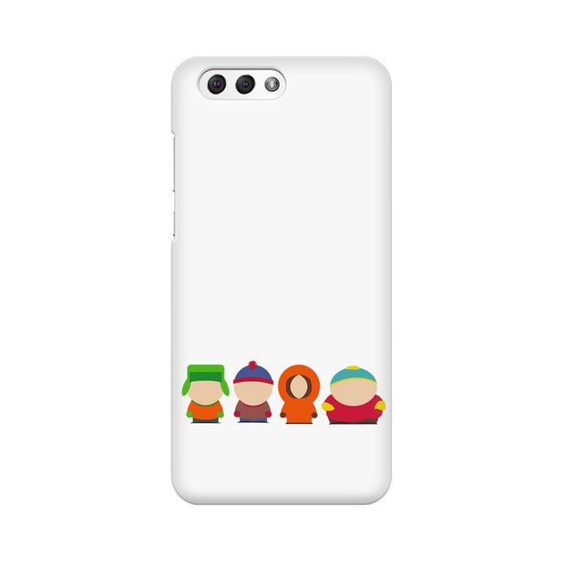 Asus Zenfone 4 ZE554KL South Park Minimal Phone Cover & Case