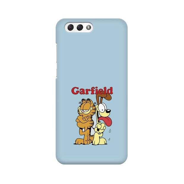 Asus Zenfone 4 ZE554KL Garfield & Odie Phone Cover & Case