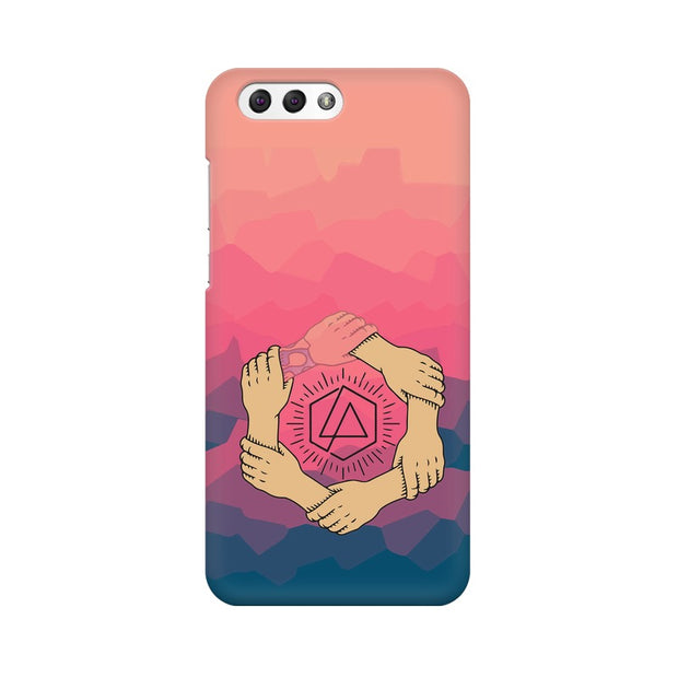 Asus Zenfone 4 ZE554KL Linkin Park Logo Chester Tribute Phone Cover & Case