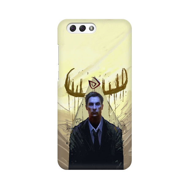 Asus Zenfone 4 ZE554KL True Detective Rustin Fan Art Phone Cover & Case