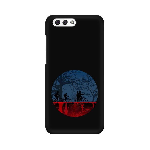 Asus Zenfone 4 ZE554KL Stranger Things Fan Art Phone Cover & Case