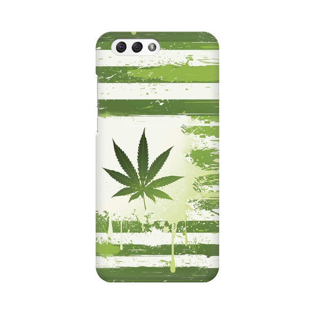 Asus Zenfone 4 ZE554KL Weed Flag  Phone Cover & Case