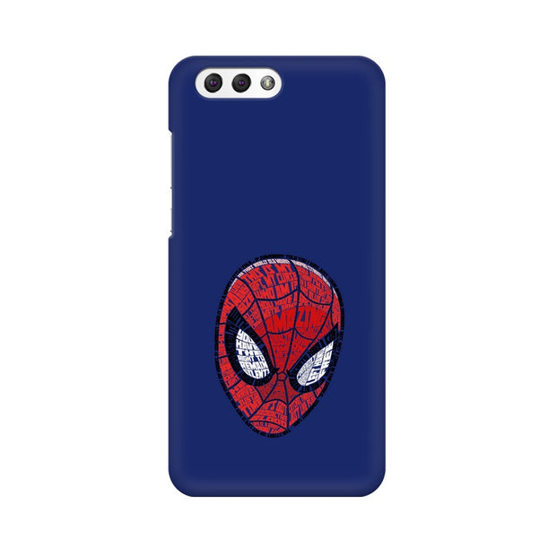 Asus Zenfone 4 ZE554KL Spider Man Graphic Fan Art Phone Cover & Case