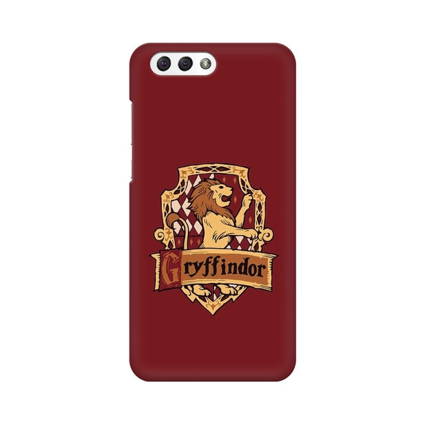 Asus Zenfone 4 ZE554KL Gryffindor House Crest Harry Potter Phone Cover & Case