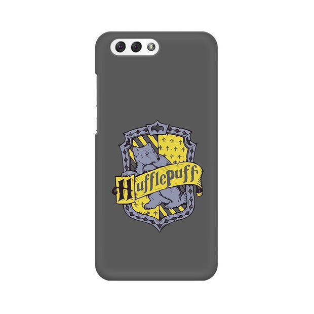 Asus Zenfone 4 ZE554KL Hufflepuff House Crest Harry Potter Phone Cover & Case