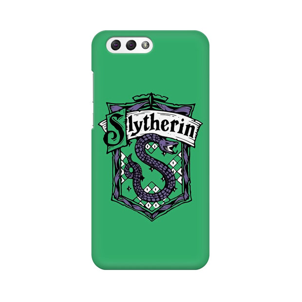 Asus Zenfone 4 ZE554KL Slytherin House Crest Harry Potter Phone Cover & Case