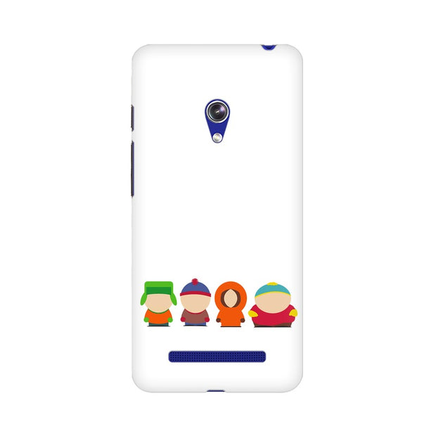 Asus Zenfone 5 South Park Minimal Phone Cover & Case