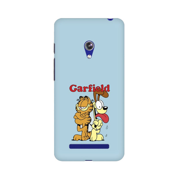 Asus Zenfone 5 Garfield & Odie Phone Cover & Case