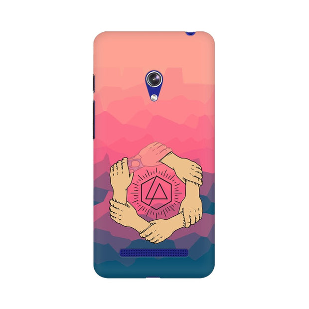 Asus Zenfone 5 Linkin Park Logo Chester Tribute Phone Cover & Case