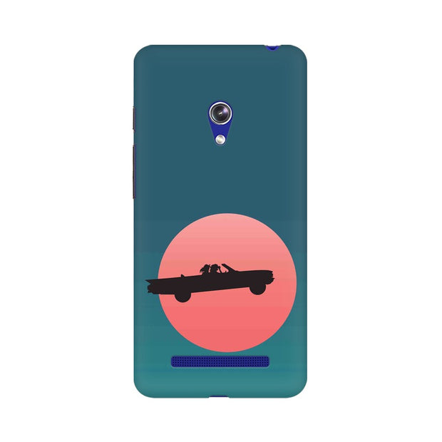 Asus Zenfone 5 Thelma & Louise Movie Minimal Phone Cover & Case