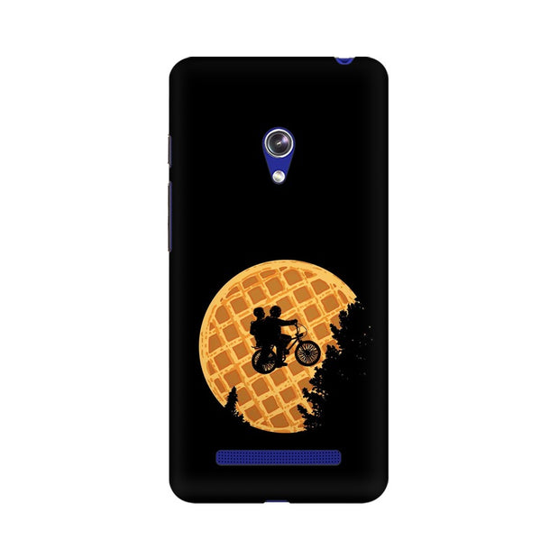 Asus Zenfone 5 Stranger Things Pancake Minimal Phone Cover & Case