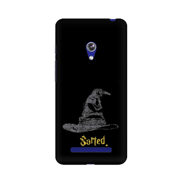 Asus Zenfone 5 Sorting Hat Harry Potter Phone Cover & Case