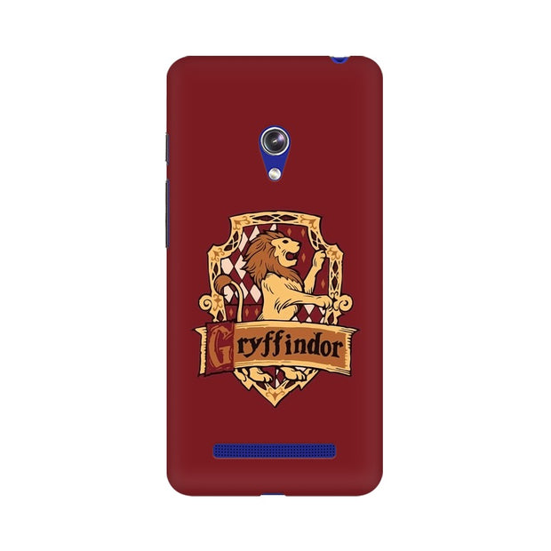 Asus Zenfone 5 Gryffindor House Crest Harry Potter Phone Cover & Case
