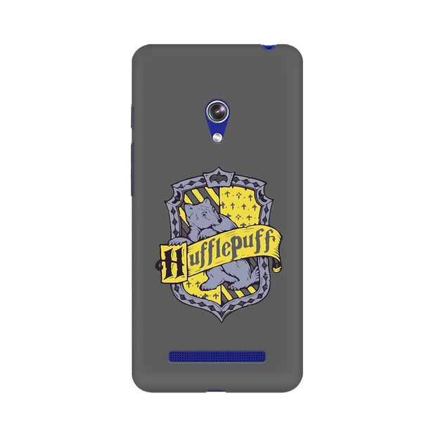Asus Zenfone 5 Hufflepuff House Crest Harry Potter Phone Cover & Case