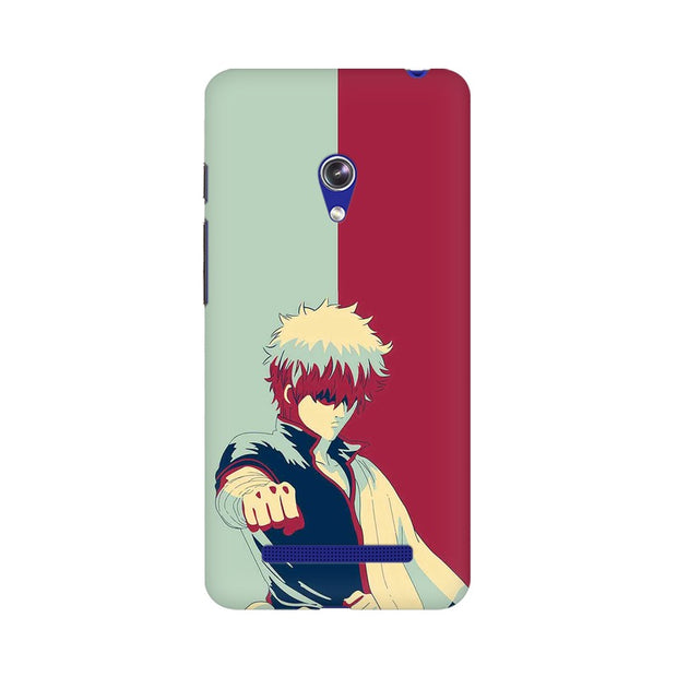 Asus Zenfone 5 Ichigo Bleach Anime Phone Cover & Case