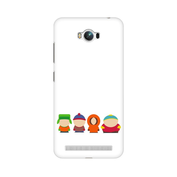 Asus Zenfone Max South Park Minimal Phone Cover & Case