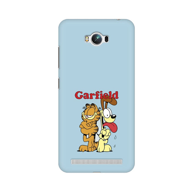 Asus Zenfone Max Garfield & Odie Phone Cover & Case