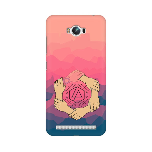 Asus Zenfone Max Linkin Park Logo Chester Tribute Phone Cover & Case