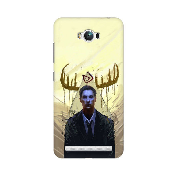 Asus Zenfone Max True Detective Rustin Fan Art Phone Cover & Case