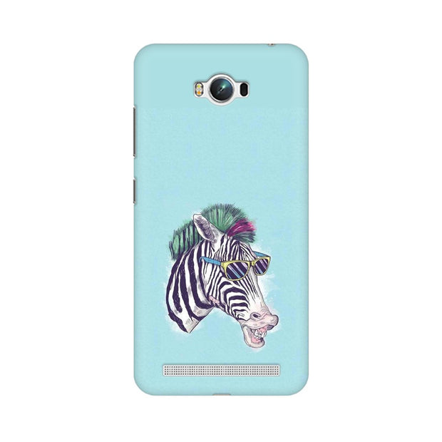Asus Zenfone Max The Zebra Style Cool Phone Cover & Case