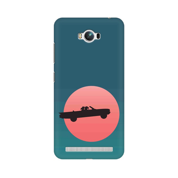 Asus Zenfone Max Thelma & Louise Movie Minimal Phone Cover & Case