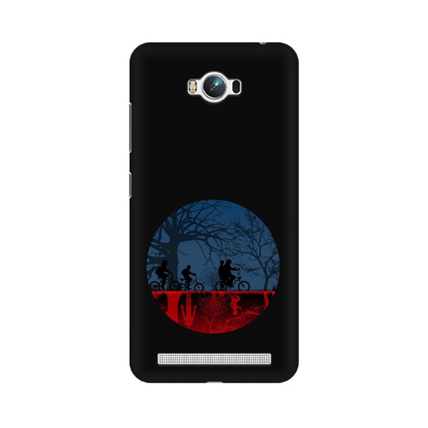 Asus Zenfone Max Stranger Things Fan Art Phone Cover & Case