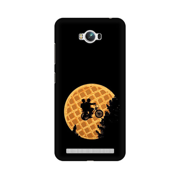 Asus Zenfone Max Stranger Things Pancake Minimal Phone Cover & Case
