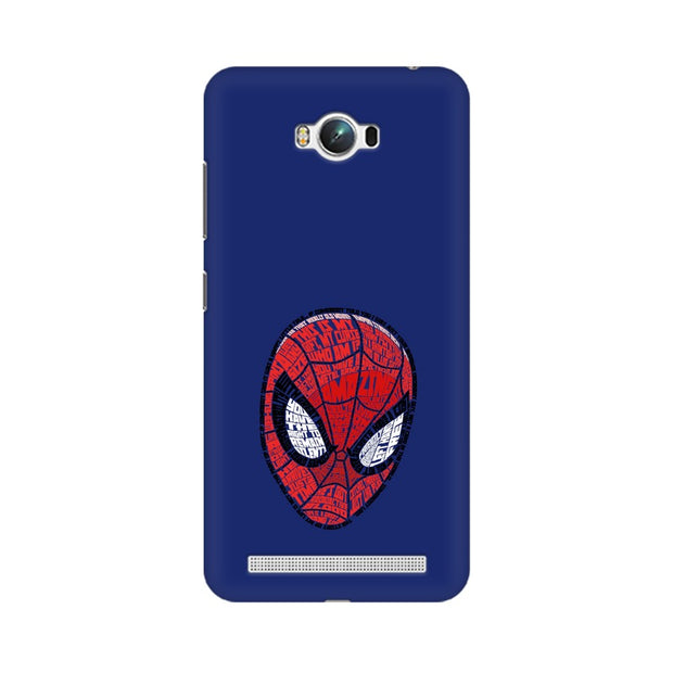 Asus Zenfone Max Spider Man Graphic Fan Art Phone Cover & Case