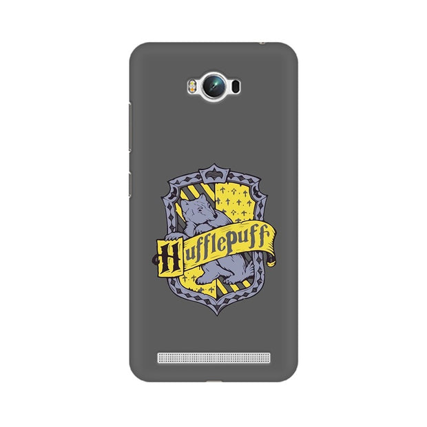 Asus Zenfone Max Hufflepuff House Crest Harry Potter Phone Cover & Case
