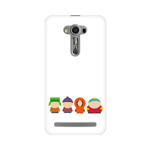 Asus Zenfone Selfie South Park Minimal Phone Cover & Case