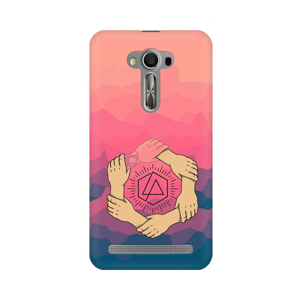 Asus Zenfone Selfie Linkin Park Logo Chester Tribute Phone Cover & Case