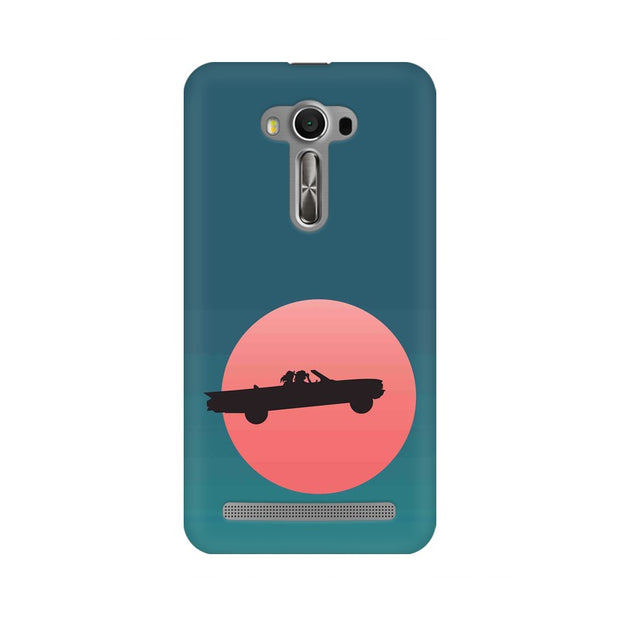 Asus Zenfone Selfie Thelma & Louise Movie Minimal Phone Cover & Case