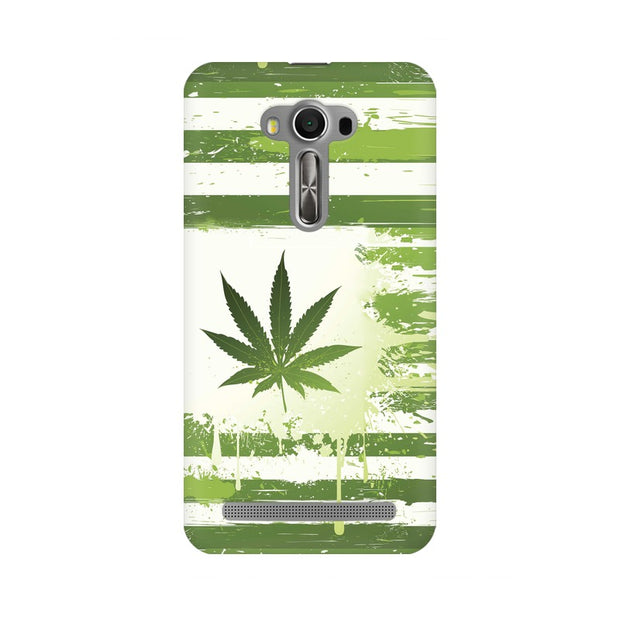 Asus Zenfone Selfie Weed Flag  Phone Cover & Case