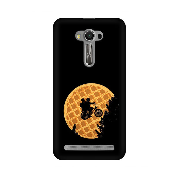 Asus Zenfone Selfie Stranger Things Pancake Minimal Phone Cover & Case
