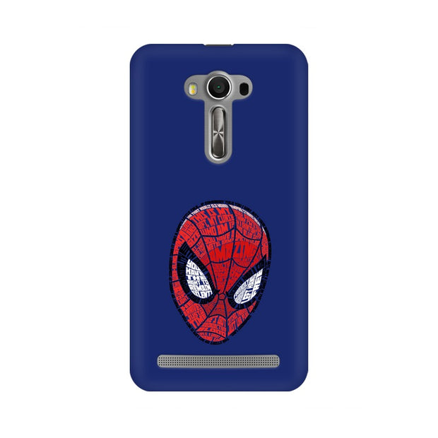 Asus Zenfone Selfie Spider Man Graphic Fan Art Phone Cover & Case