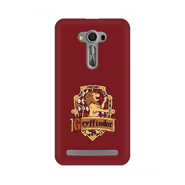Asus Zenfone Selfie Gryffindor House Crest Harry Potter Phone Cover & Case