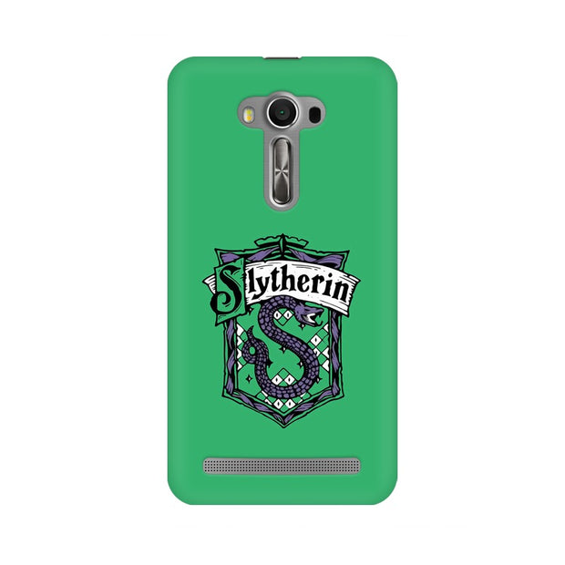 Asus Zenfone Selfie Slytherin House Crest Harry Potter Phone Cover & Case