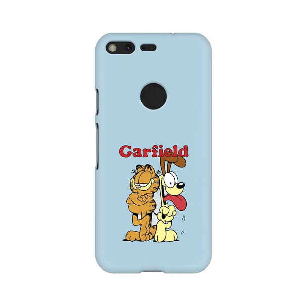 Google Pixel Garfield & Odie Phone Cover & Case