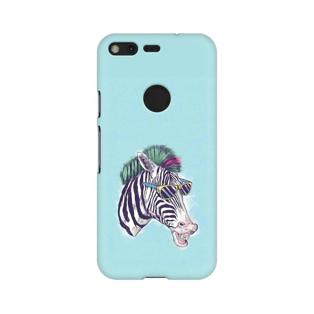 Google Pixel The Zebra Style Cool Phone Cover & Case
