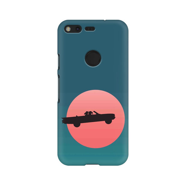 Google Pixel Thelma & Louise Movie Minimal Phone Cover & Case