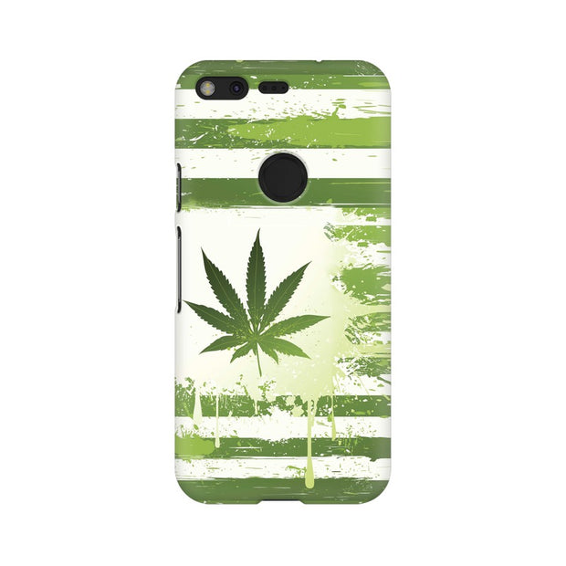 Google Pixel Weed Flag  Phone Cover & Case