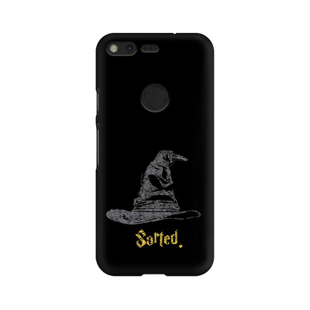 Google Pixel Sorting Hat Harry Potter Phone Cover & Case