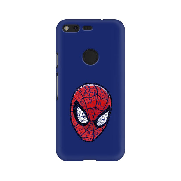 Google Pixel Spider Man Graphic Fan Art Phone Cover & Case